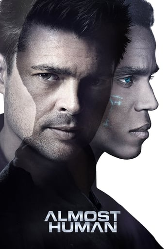 Poster of Almost Human