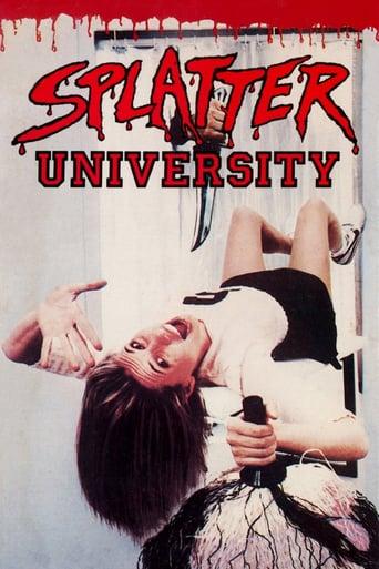 Poster of Splatter University