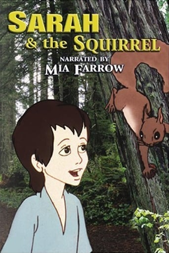 Poster of Sarah and the Squirrel