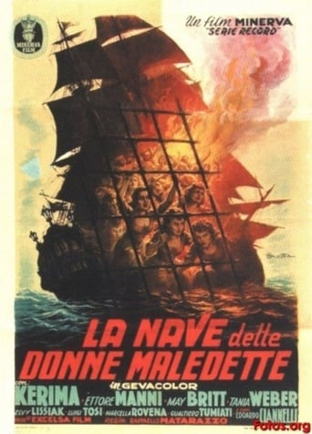 Poster of The Ship of Condemned Women