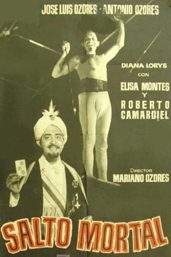 Poster of Salto mortal