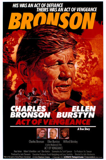Poster of Act of Vengeance