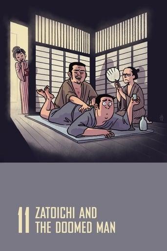 Poster of Zatoichi and the Doomed Man
