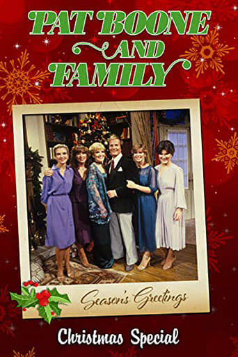 Poster of Pat Boone and Family Christmas Special