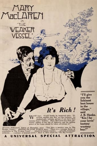Poster of The Weaker Vessel