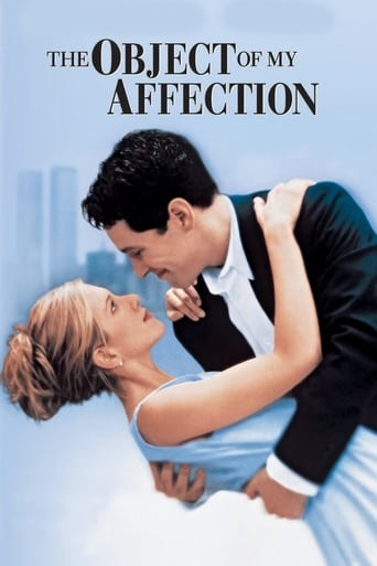 Poster of The Object of My Affection