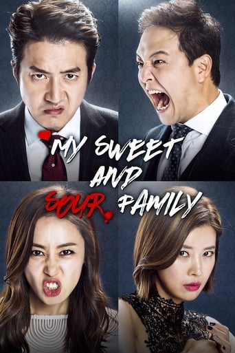 Poster of Sweet Savage Family