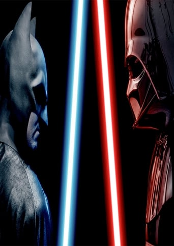 Poster of Batman vs. Darth Vader