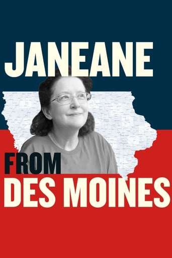 Poster of Janeane from Des Moines