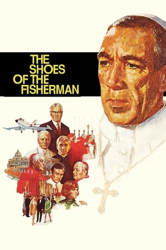 Poster of The Shoes of the Fisherman