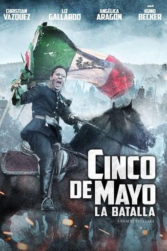 Poster of Cinco de Mayo: La Batalla