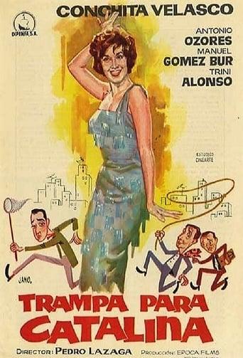 Poster of Trampa para Catalina