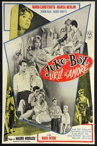 Poster of Juke Box - Screams of Love
