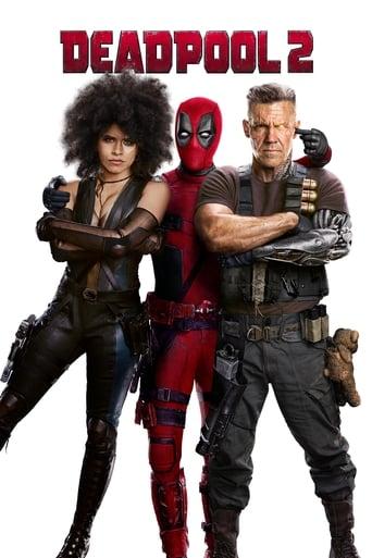 Poster of Deadpool 2