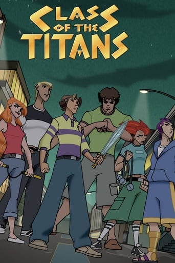 Poster of Class of the Titans