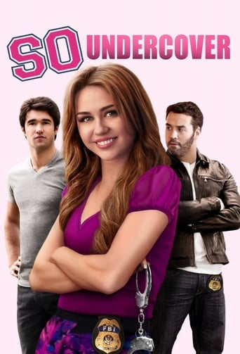Poster of So Undercover