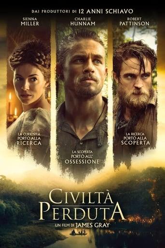 Poster of Civiltà perduta