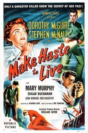 Poster of Make Haste to Live