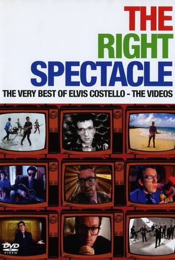 Poster of Elvis Costello: The Right Spectacle - The Very Best of Elvis Costello
