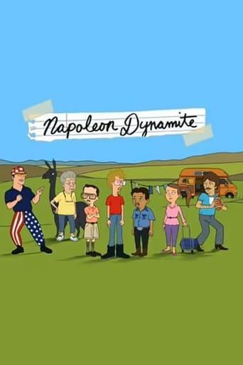 Poster of Napoleon Dynamite