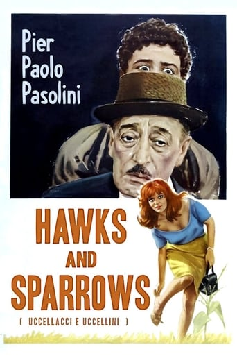 Poster of Hawks and Sparrows