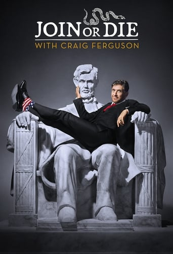 Poster of Join or Die with Craig Ferguson