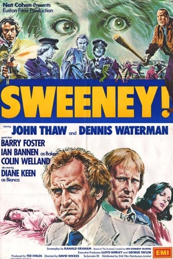 Poster of Sweeney!