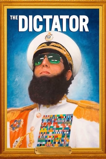 Poster of The Dictator