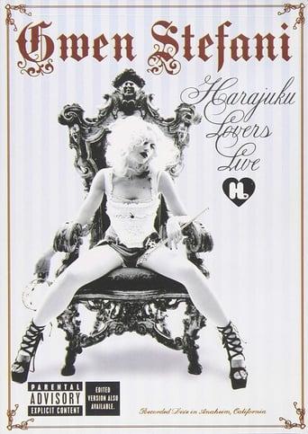 Poster of Gwen Stefani: Harajuku Lovers Live