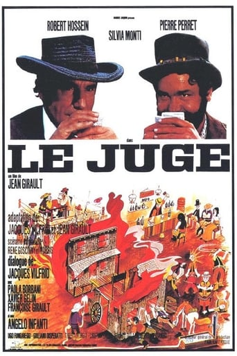 Poster of Judge Roy Bean