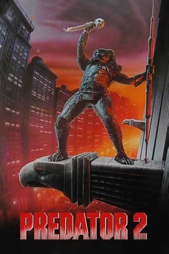 Poster of Predátor 2
