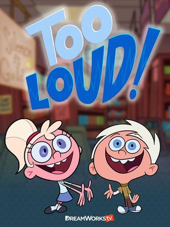 Poster of Too Loud!