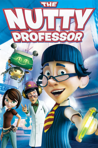 Poster of The Nutty Professor