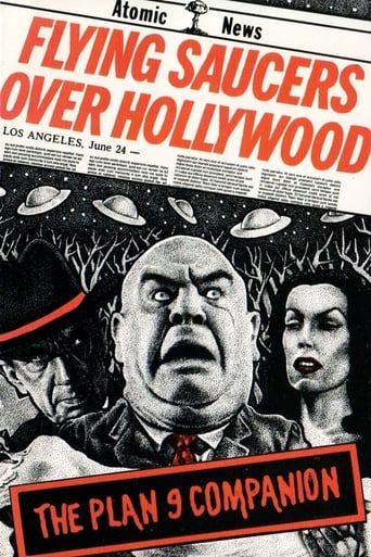 Poster of Flying Saucers Over Hollywood: The 'Plan 9' Companion