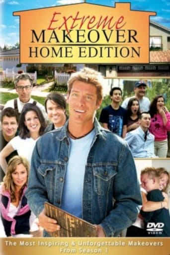 Poster of Extreme Makeover: Home Edition
