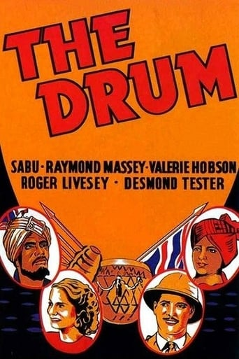 Poster of The Drum