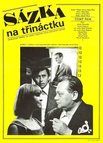Poster of Sázka na třináctku
