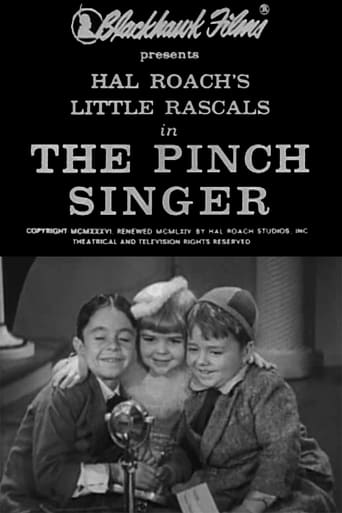 Poster of The Pinch Singer