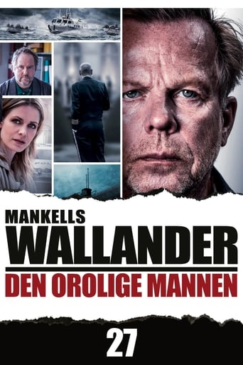 Poster of Wallander 27 - Den orolige mannen