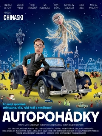 Poster of Autopohádky