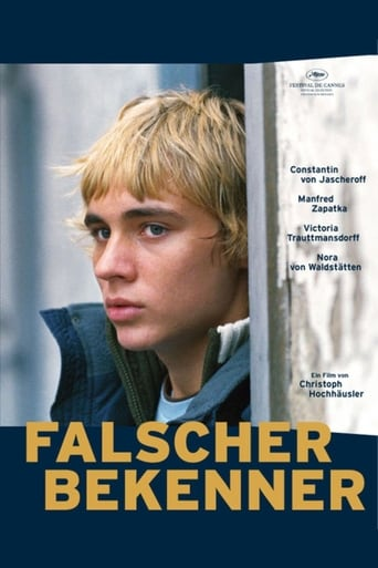 Poster of Falscher Bekenner