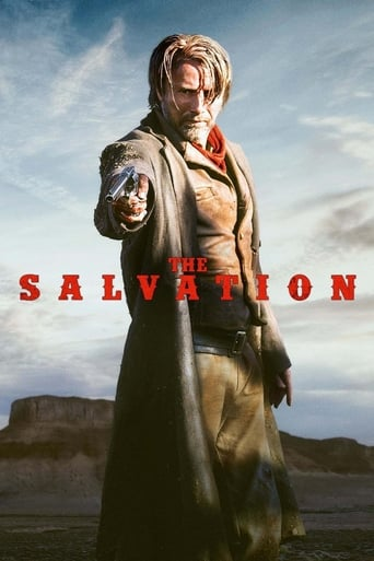 Poster of The Salvation