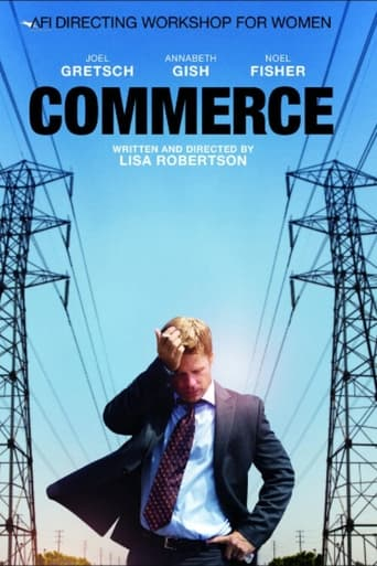 Poster of Commerce