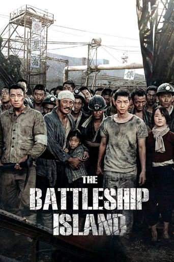 Poster of The Battleship Island