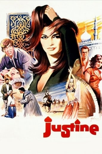 Poster of Justine