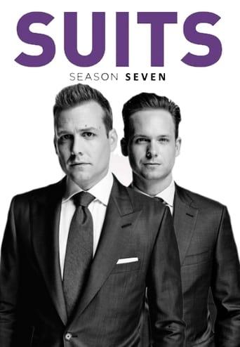 Kostiumuotieji / Suits (2017) 7 Sezonas žiūrėti online
