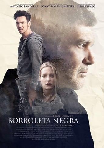 Borboleta Negra - Poster