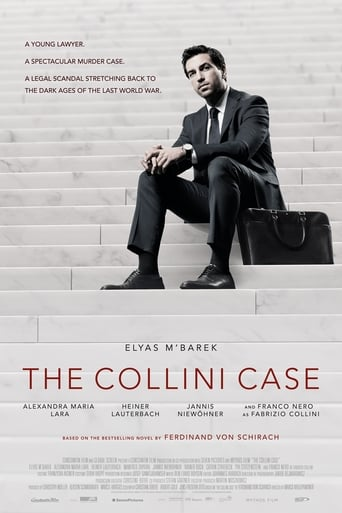 Poster of The Collini Case
