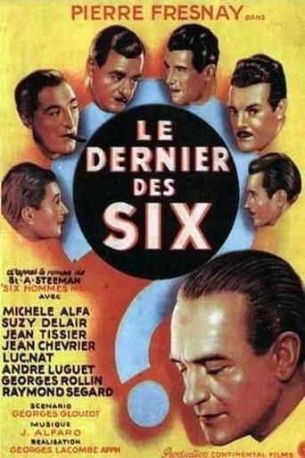 Poster of Le dernier des six