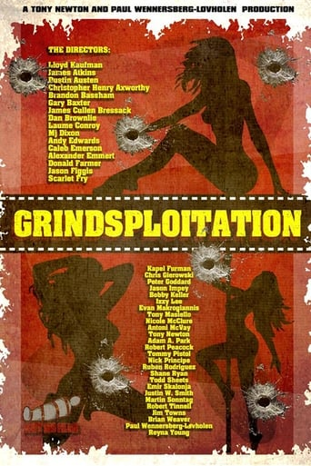 Poster of Grindsploitation